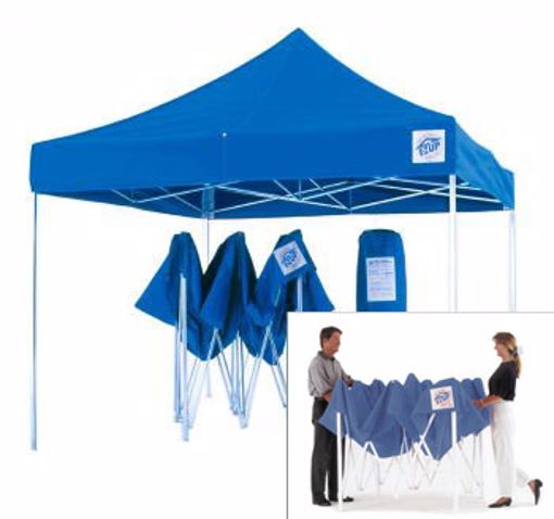 Picture of Canopy - 10' X 10' Blue
