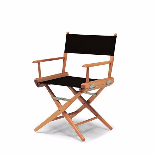 Picture of Chair - Directors - Low / Regular Wood