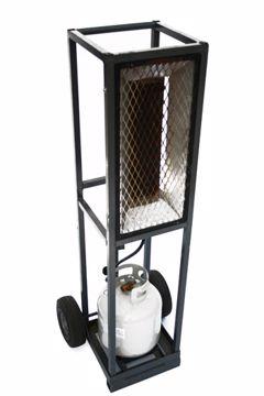 Picture of Heater - Handtruck Single