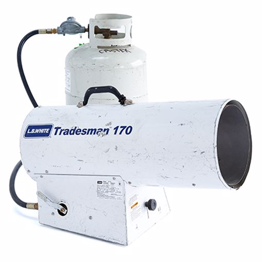 Picture of Heater - Blower (Propane)