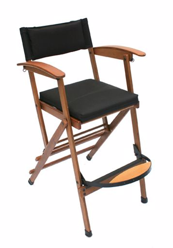 Picture of Chair - Hollywood  Directors Chair - Padded