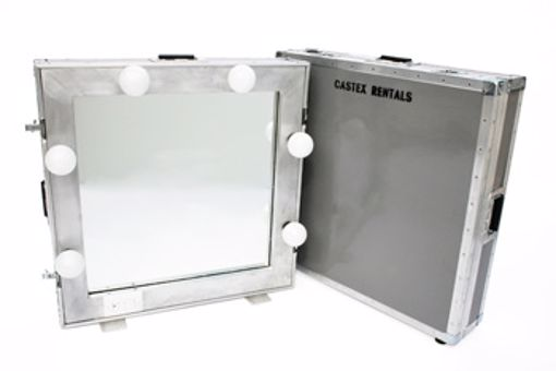 Picture of Makeup Mirror - In A Case