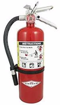 Picture of Fire Extinguisher - Abc Or Bc