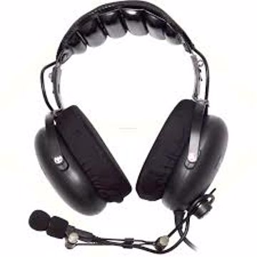 Picture of Walkie Talkie - Noise Red Headset
