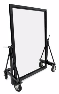 Picture of Wardrobe Mirror - 4' X 6' Rolling