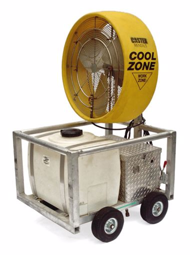 Picture of Mister Fan Cool Zone - 30 Gallon
