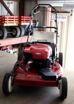 Picture of Lawn Mower
