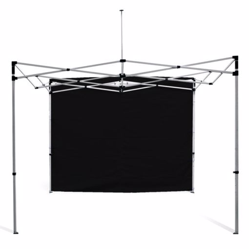 Picture of Canopy - Sidewall 10' Black