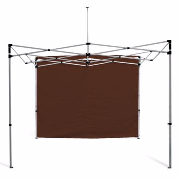 Picture of Canopy - Sidewall 10' Brown