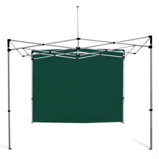 Picture of Canopy - Sidewall 10' Forest Green