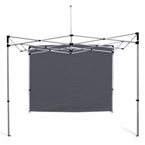 Picture of Canopy - Sidewall 10' Grey