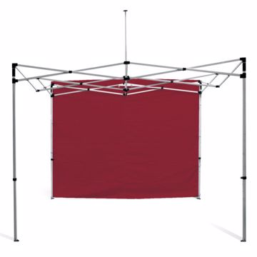Picture of Canopy - Sidewall 10' Maroon