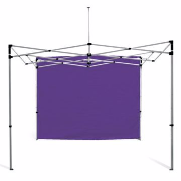 Picture of Canopy - Sidewall 10' Purple