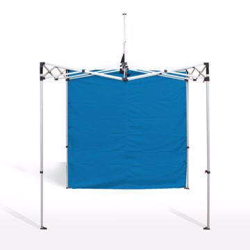 Picture of Canopy - Sidewall 8' Blue