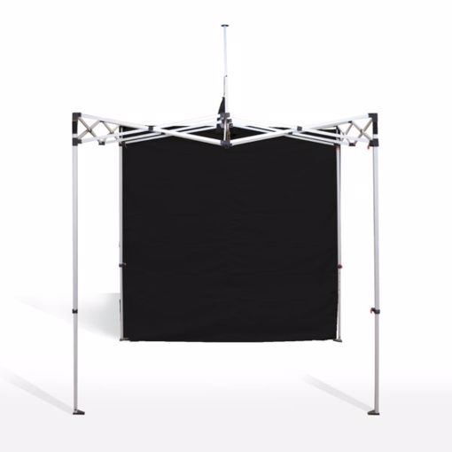 Picture of Canopy - Sidewall 8' Black