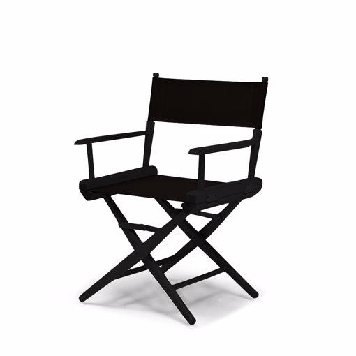 Picture of Chair - Directors - Low / Reg Black