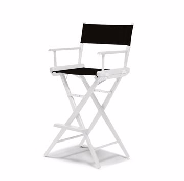 Picture of Chair - Directors Tall White
