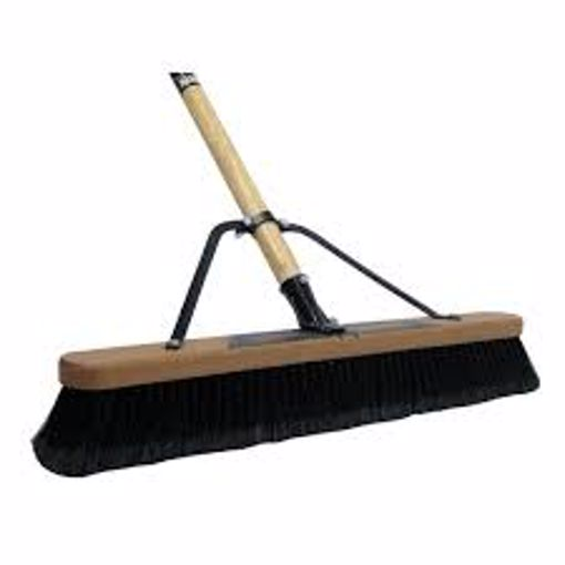 Picture of Garden Tool - Hard Pushbroom