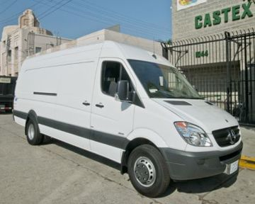 Picture of Automotive - Sprinter Van - Package