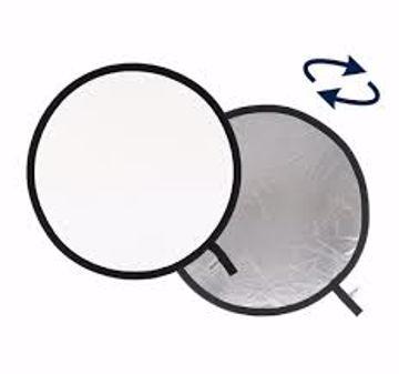 """Picture of Flex Fill - Silver / White (48"""")"""