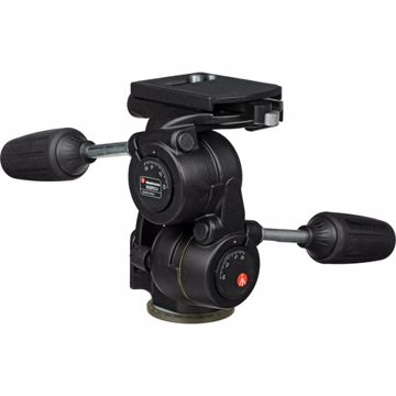 Picture of Camera Head - Manfrotto 3 Position (808Rc4)