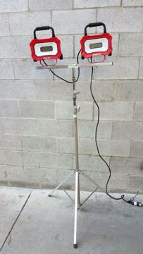 Picture of Worklights - Double LED W/Stand
