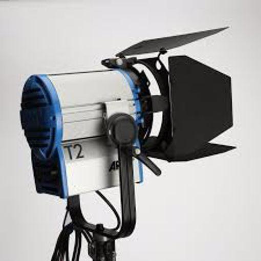 Picture of Fresnel - T2 2000 Watt Baby (ARRI)