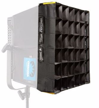 Picture of LED - 1x1 Light Panel Softbox Egg Crate