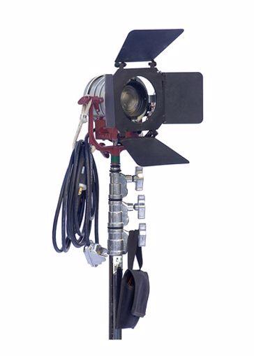 Picture of Fresnel - 300 Watt Inky (Mole)