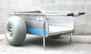 Picture of Fold It Cart w/ Beach Wheels