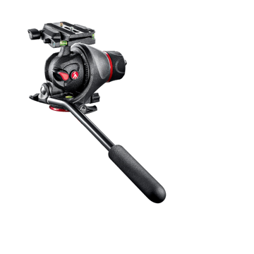 Picture of Camera Head - Manfrotto Magnesium  Head w/ Quick Release Plate