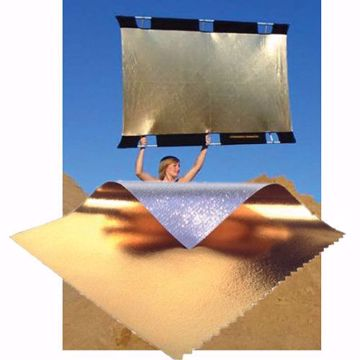 "Picture of California SunBounce - 18"" X 36"" Gold/Silver"