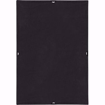 Picture of Scrim Jim 4' X 6' - Solid Fabric  (Cine)