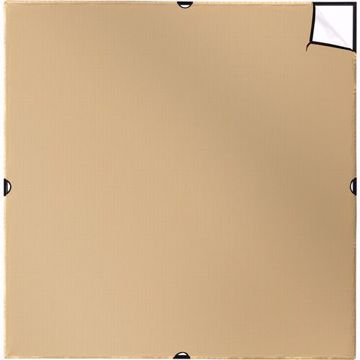 Picture of Scrim Jim 6' X 6' - Gold Fabric  (Cine)