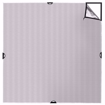 Picture of Scrim Jim 8' X 8' - Silver Fabric (Cine)