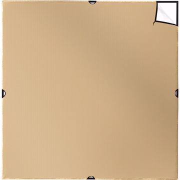 Picture of Scrim Jim - 8' x 8' Gold Fabric (Cine)