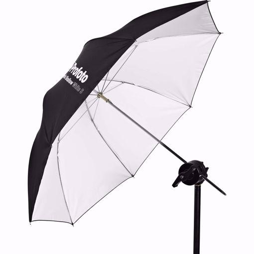 "Picture of Profoto - Umbrella Shallow 33"" White"