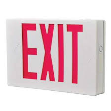 Picture of Exit Signs