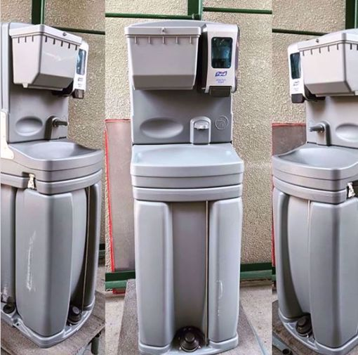 Picture of PPE - Handwashing Station