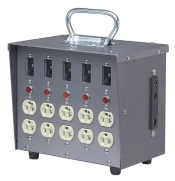 Picture of Distro - Lunch Box 100 Amp