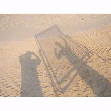 Picture of California SunSwatter - 6' X 8' Fabric Double Net