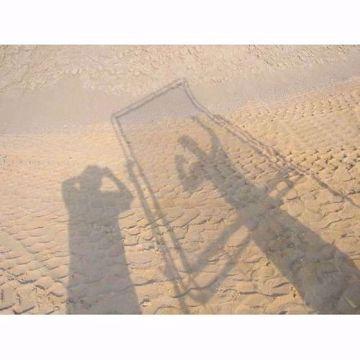 Picture of California SunSwatter - 6' X 8' Fabric Single Net