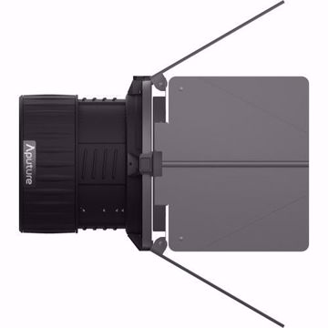 Picture of LED - Aputure Fresnel F10  + Barndoor LS 600D