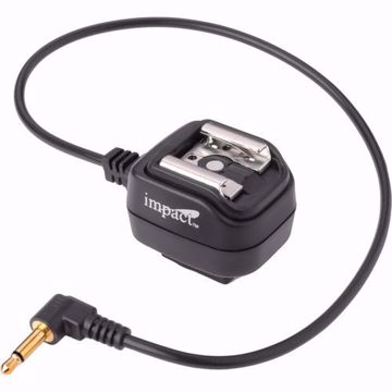 Picture of Profoto - Sync Cord - 3.5 Mini to Hot Shoe Cable